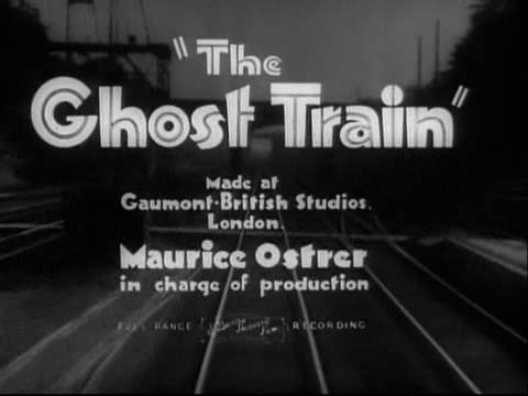 The Ghost Train (1941) - Full Movie