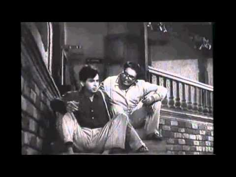 FOOTPATH (1953) HINDI FULL MOVIE PART 1 - DILIP KUMAR