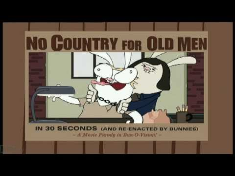 30 Second Bunnies - No Country For Old Men