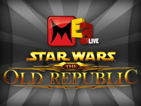 E3 2011 Machinima Coverage - Star Wars: The Old Republic Interview w/ James Ohlen (Lucas Arts)